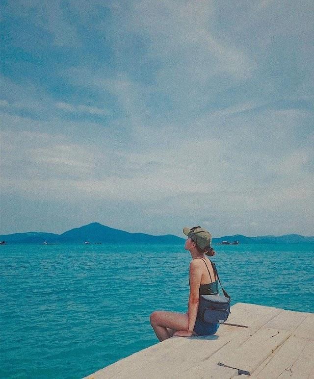 Live slowly on Binh Lap Island to admire the wonderful scenery of 'Little Maldives' Vietnam