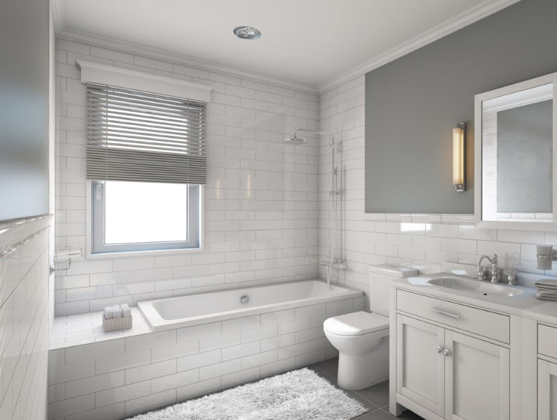 15 Bathroom Tile Ideas 2020 (Take a Look at These ...