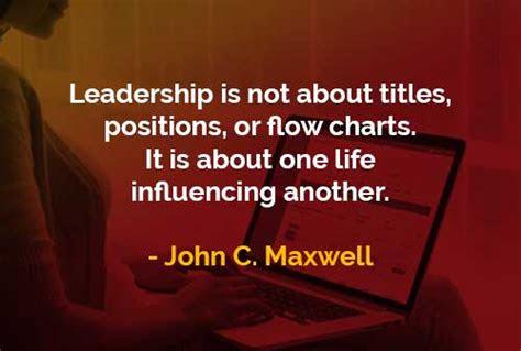 kata kata bijak john maxwell kepemimpinan bukan tentang