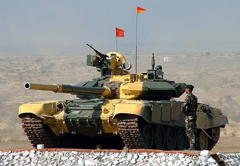 Resultado de imagen para tanque principal T-90 + india