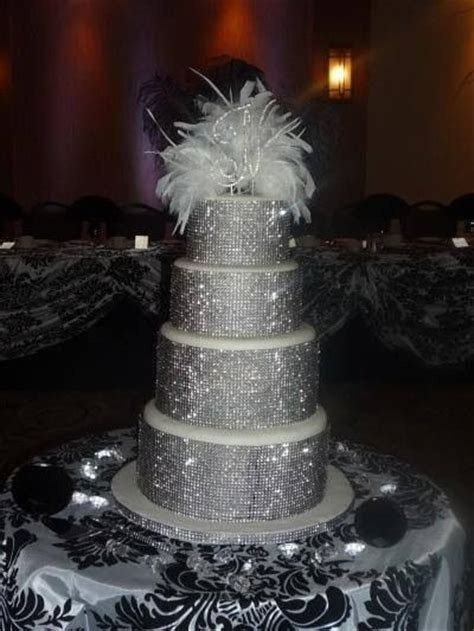 Sparkle cake   Cakes a girl loves   Bling wedding cakes
