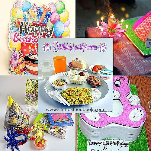 Birthday Party Recipes Menu Ideas Indian Party Food Items List Chitra S Food Book