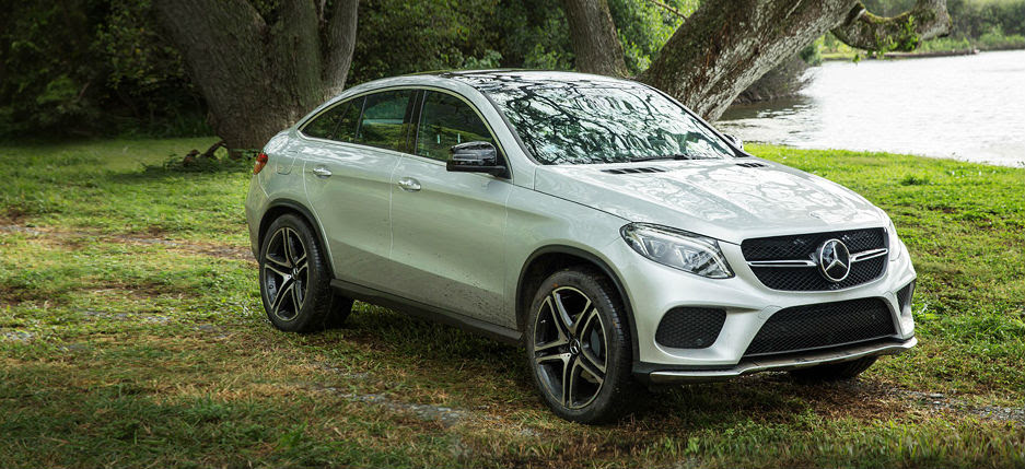 2016 GLE Coupe Will Make Appearance in New 'Jurassic World ...