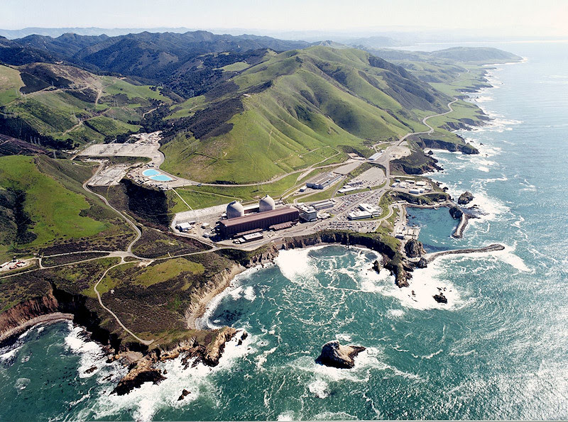 Image result for diablo canyon power plant
