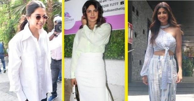 Deepika, PeeCee, Alia and more showcase how to look stylish in summery period
