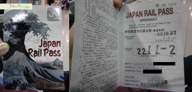 Japan Rail Pass 01