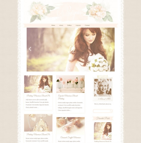 Pretty Wordpress Themes