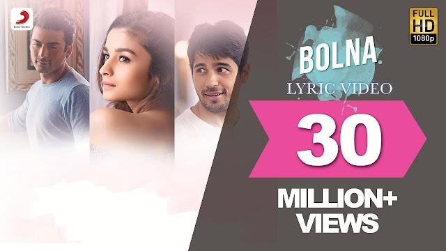 Bolna   - Arijit Singh , Asees Kaur Lyrics
