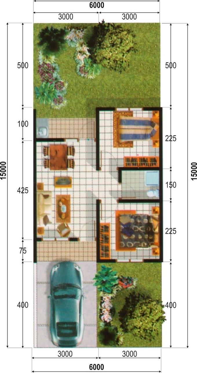 Rumah Minimalis Ukuran 5x10   Ide Rumah Minimalis