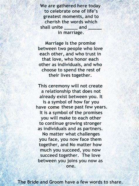 1000  ideas about Wedding Vows Examples on Pinterest