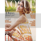 Jourdan Dunn is the First Black Model on the Cover of British Vogue in 12 Years