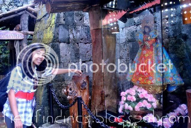 sto. nino altar
