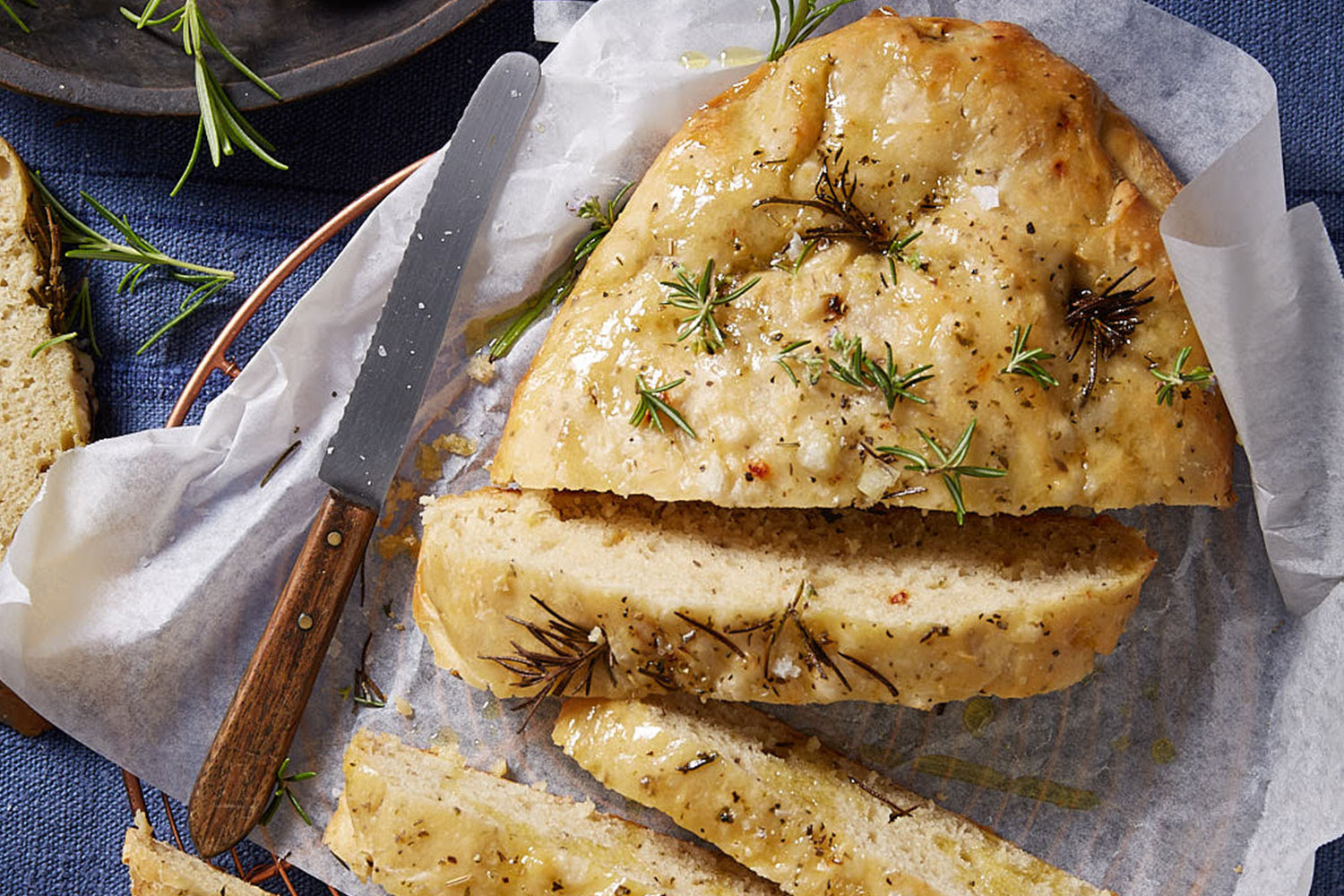 Slow-cooked herb bread recipe Recipe | Better Homes and ...