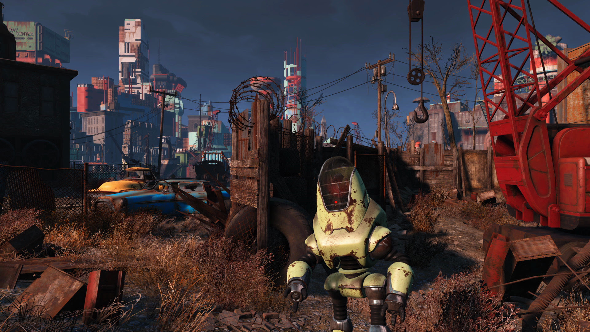 Fallout 4 is going free for the weekend on Xbox One and Steam screenshot