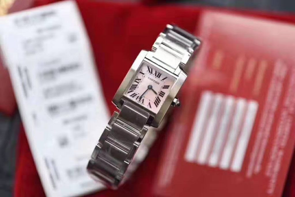 8848F Cartier French Tank