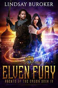 Elven Fury by Lindsay Buroker