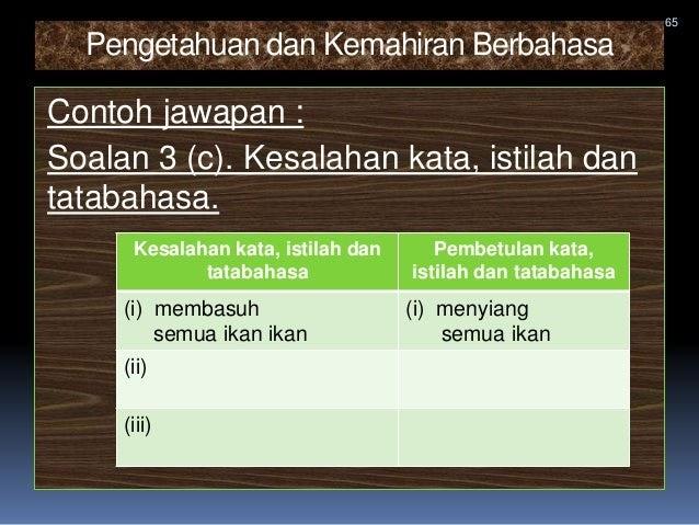 Contoh Soalan Novel Perbandingan - Contoh 290917