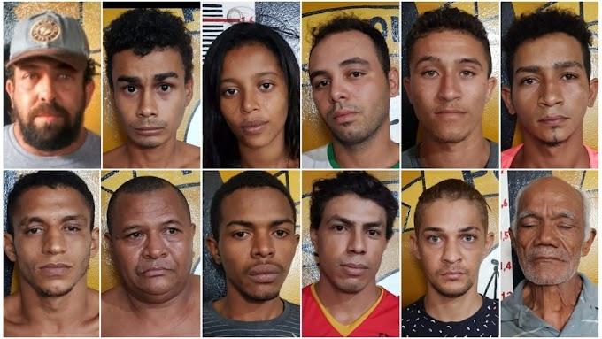 Polícia prende grupo suspeito de estupros, tráfico e homicídios no Maranhão