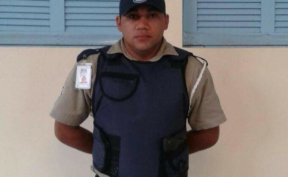 Vigilante foi vítima de homicídio em Apodi, RN (Foto: Divulgação/ PM)