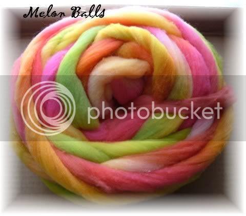 Melon Balls Colorway