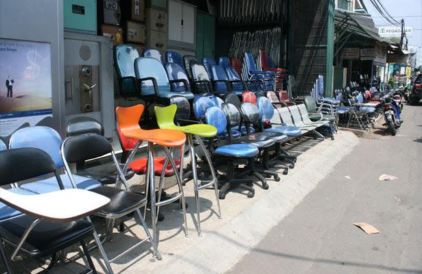 51 Kursi Kantor Bekas Di Bandung Terbaru