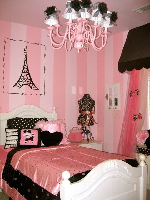 Paris Bedroom Ideas - Home Design Jobs
