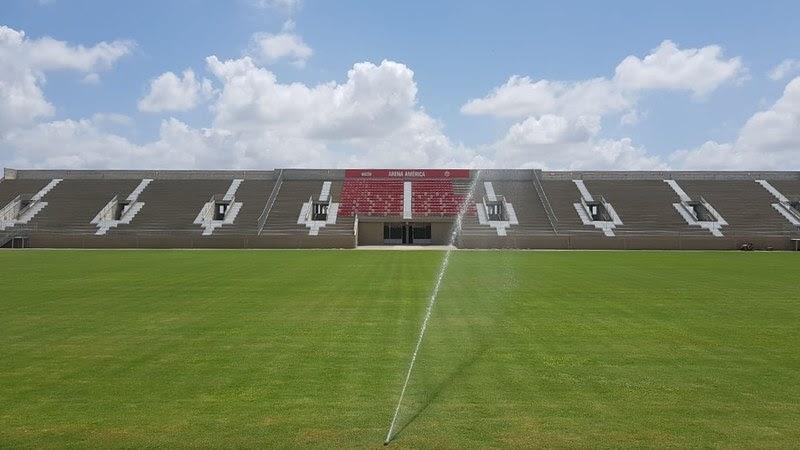 Arena América: confira a programação da inauguração neste domingo