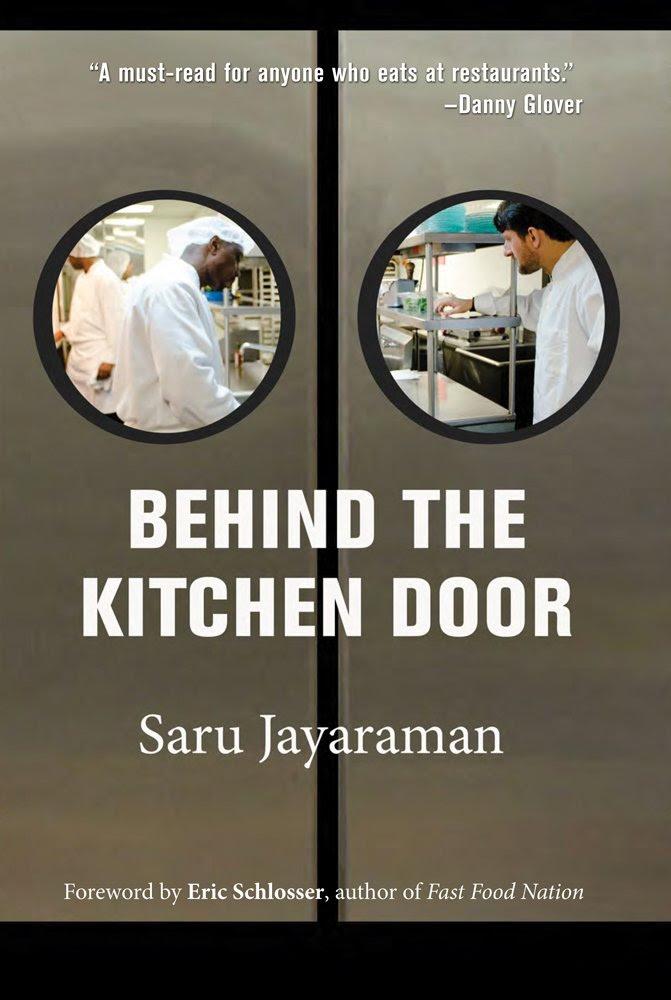 Behind the Kitchen Door: Saru Jayaraman, Sarumathi Jayaraman, Eric ...
