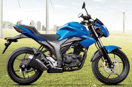 Bedah teknis Suzuki Gixxer 155