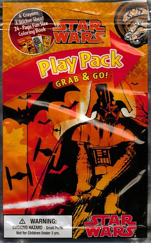 Star Wars Halloween Play Pack - Vader pack
