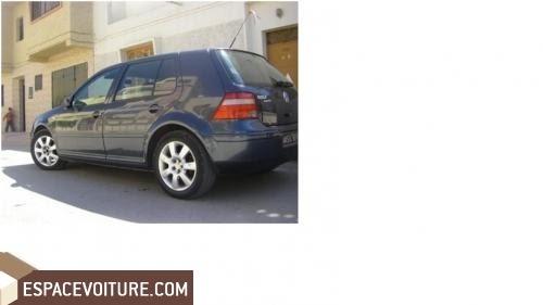 voiture d 39 occasion au maroc voiture a vendre volkswagen golf occasion. Black Bedroom Furniture Sets. Home Design Ideas