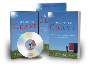 Made to Crave Bundle - Book, Participants Guide and DVD