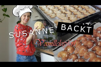#Vlog: Susanne backt ... Vanillekipferl