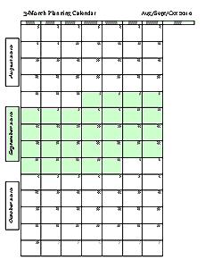 Calendars - Freeology