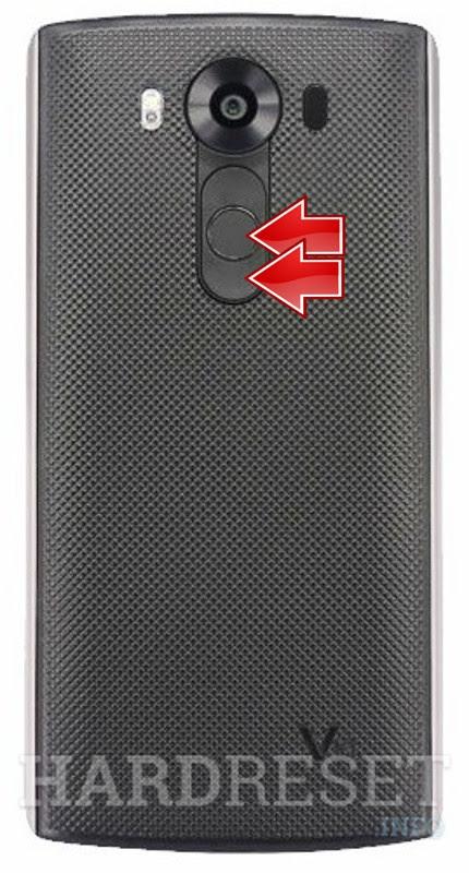 HardReset LG V10 H960A