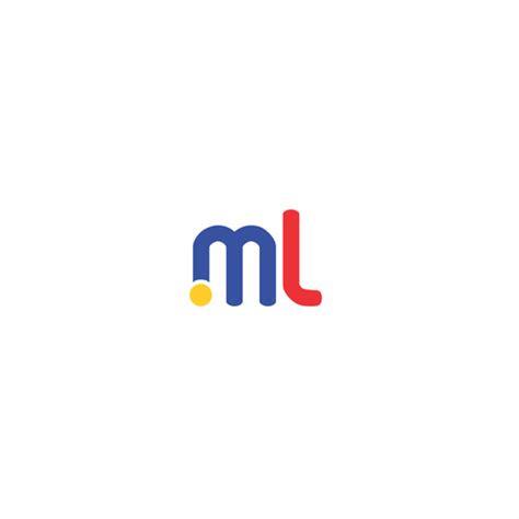 ml logo   malaysian market logo design