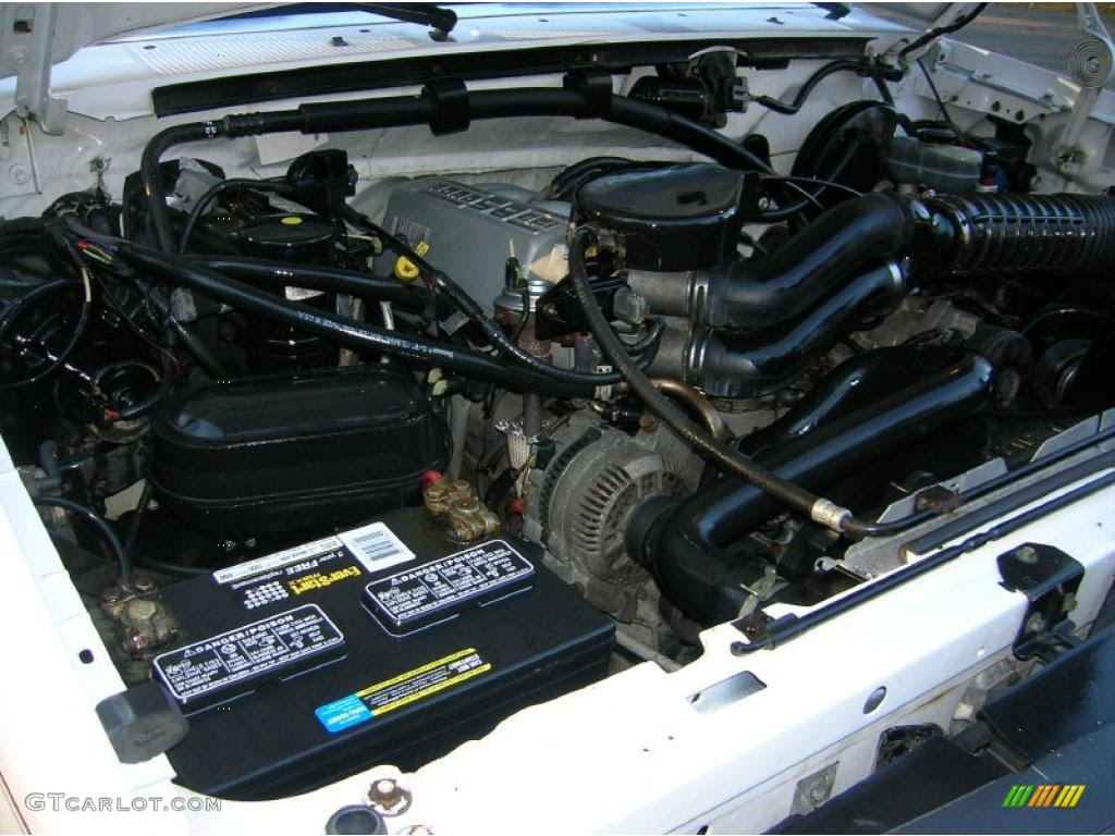 1996 Ford F 150 Engine 50 L V8