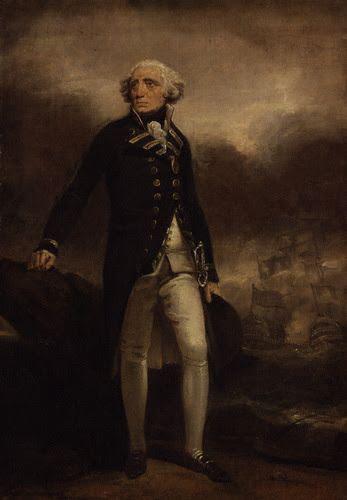 Henry Singleton: Admiral Howe
