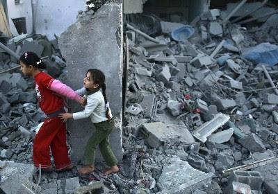 Vijay Prashad On Gaza's Bombardment and Libya's Civil War