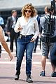 jlo ray liotta get serious filming shades of blue 03