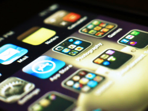 iPhone Apps by Daniel Y. Go, on Flickr