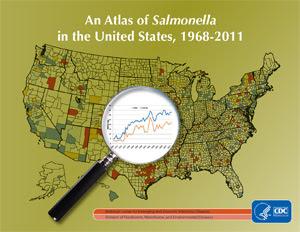Salmonella Atlas cover page