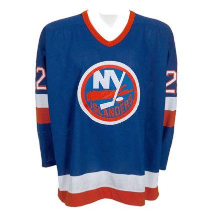New York Islanders 85-86 jersey, New York Islanders 85-86 jersey
