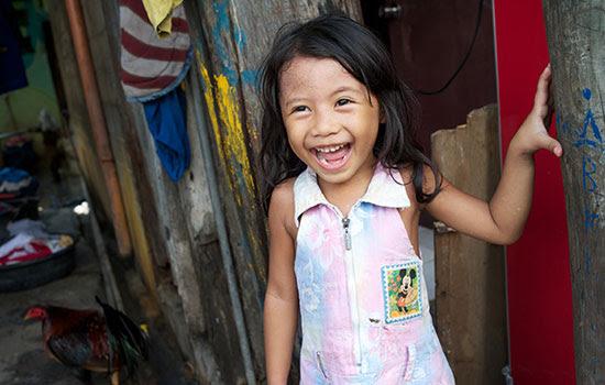 Sponsor A Child Compassion International