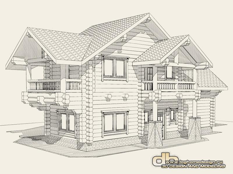 Home Architec Ideas Best Home Design Sketch