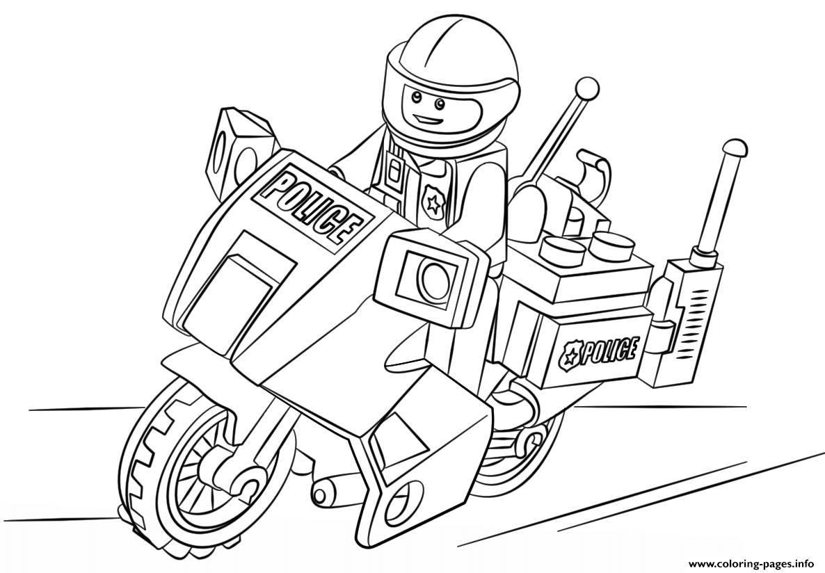 6100 Top Police Car Coloring Pages To Print , Free HD Download