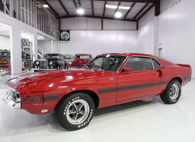 mu: Ford Mustang 1969 Shelby Gt500 Price