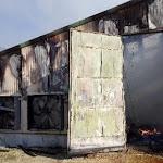 Un poulailler détruit par les flammes à Châtelraould-Saint-Louvent