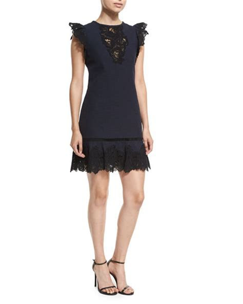 Chic Lace A Line Dresses For Wedding Guests!