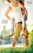Title: Daring the Bad Boy, Author: Monica Murphy